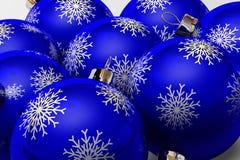 Bauble  Xmas  Christmas tree Stock Image