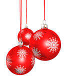 Bauble Xmas Christmas tree vector illustration