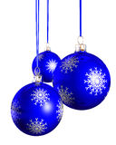 Bauble  Xmas  Christmas tree Royalty Free Stock Image