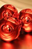 baubles świąt Zdjęcia Stock