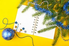 Baubles рождества стоковые фото