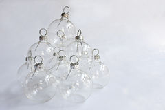 Baubles Foto de Stock Royalty Free