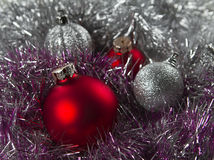 Baubles Royalty Free Stock Image