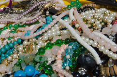 Baubles and Beads Royalty Free Stock Image