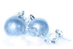 baubles boże narodzenia Fotografia Stock