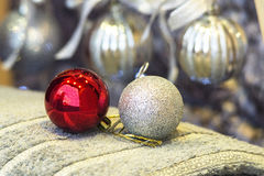 Baubles Stock Photography