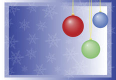 Baubles Illustration Stock Photography