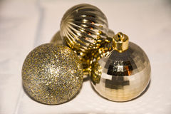 Baubles Stock Image