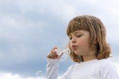 baubles som slår tvål Fotografering för Bildbyråer