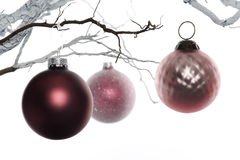 Baubles Royalty Free Stock Photography