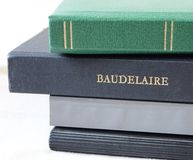 Baudelaire Stock Photo