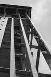 Baueinsatzorteisen-Baumaterialien Stockbilder