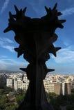 Bauelemente von Barcelona Lizenzfreies Stockfoto