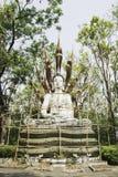 Bauen Sie Buddha-Statue, im Tempel, Thailand wieder auf Lizenzfreie Stockfotos