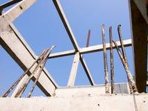 Bauen Sie ein Haus Stockbilder