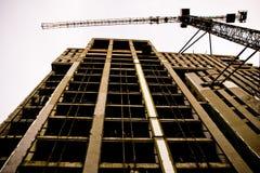 Bauen Sie ein Haus auf Lizenzfreie Stockfotografie