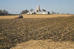 Bauernhof-Arbeit Lizenzfreies Stockfoto