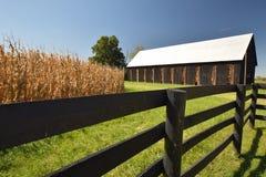 Bauernhof-Land Stockfotografie