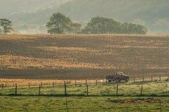 Bauernhof-LKW stockbilder