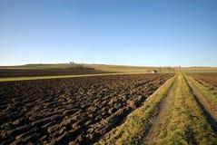 Bauernhof-Szene, Deutschland Lizenzfreie Stockbilder