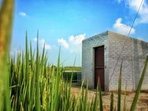 Bauernhofraum lizenzfreie stockbilder