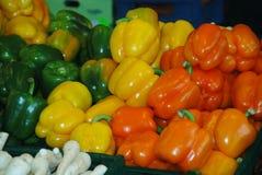 Bauernmarktgemüse Lizenzfreie Stockfotografie