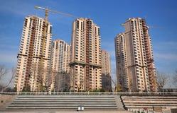 Baugebäude lizenzfreie stockfotografie