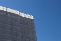 Baugerüst für Arbeit Lizenzfreie Stockfotos
