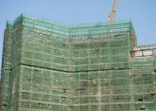 Baugerüste Stockbilder