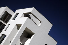 Bauhaus architecture Royalty Free Stock Image
