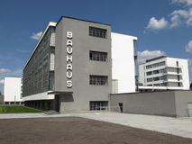 Bauhaus, Dessau Stock Photos