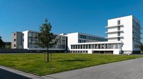 Bauhaus Dessau Lizenzfreies Stockbild