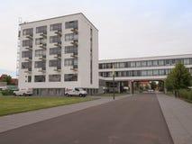 Bauhaus Dessau Stock Afbeelding