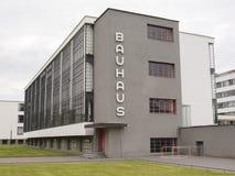 Bauhaus Dessau Stock Afbeeldingen