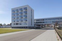 Bauhaus Dessau Fotografie Stock Libere da Diritti