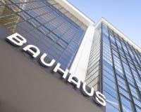 Bauhaus Dessau Fotografia Stock