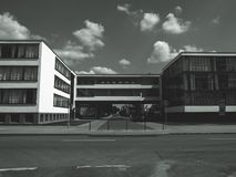 Bauhaus in Dessau Stock Photography