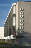 Bauhaus Dessau. Stock Photo