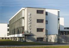 Bauhaus Dessau. Royalty Free Stock Images