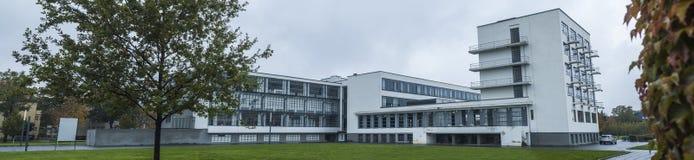 Bauhaus Dessau. Stock Photos