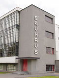 Bauhaus Dessau Royalty Free Stock Images