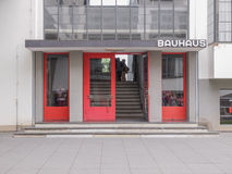 Bauhaus Dessau Stock Photos