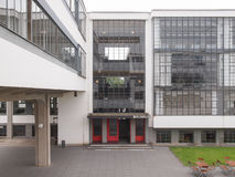 Bauhaus Dessau Royalty Free Stock Photos