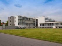 Bauhaus Dessau Royalty Free Stock Photo