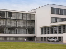 Bauhaus Dessau Royalty Free Stock Images