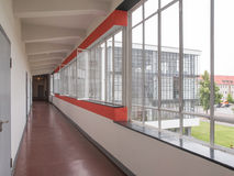 Bauhaus Dessau Stock Photos