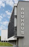 Bauhaus Dessau Royalty Free Stock Photo