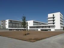 Bauhaus, Dessau Royalty Free Stock Photo