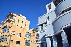 Bauhaus lub zawody międzynarodowi styl Zdjęcie Royalty Free