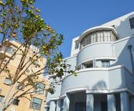 Bauhaus lub zawody międzynarodowi styl Zdjęcia Royalty Free